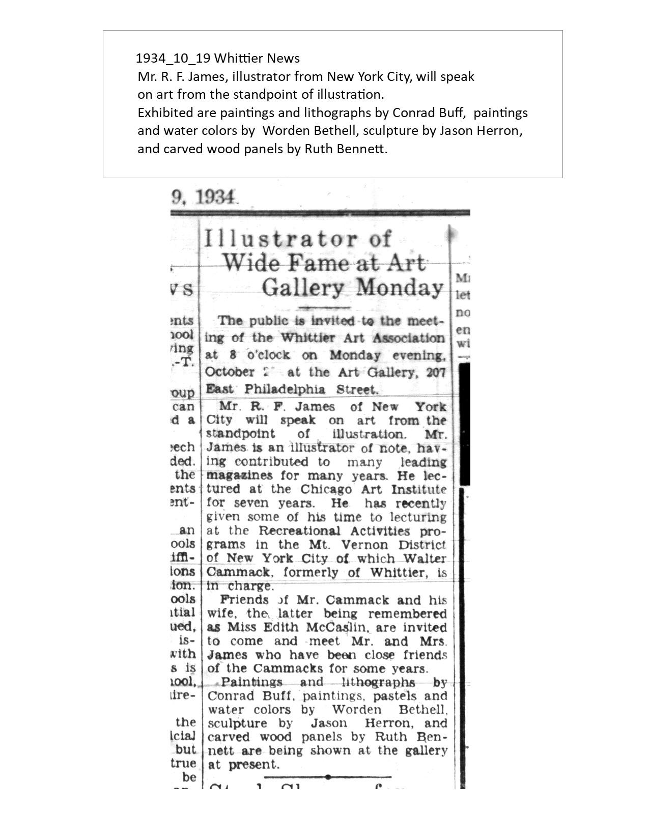 1934_10_19 Whittier News Conrad Buff